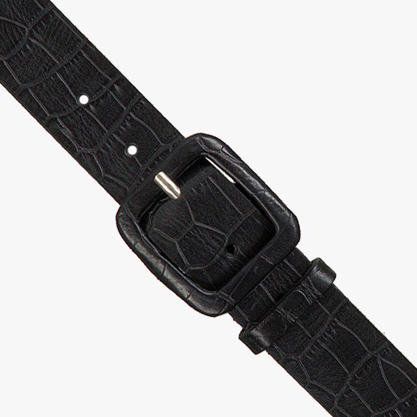 Zwarte LEGEND Riem 40786  - larger