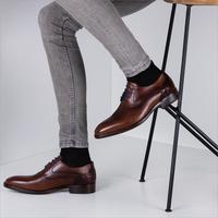 Bruine BRAEND Nette schoenen 16318  - medium