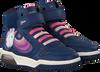 Blauwe GEOX Sneakers J94ASB  - small