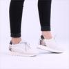 Witte FRED DE LA BRETONIERE Sneakers 101010050  - small