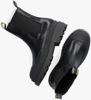 Zwarte SCOTCH & SODA Chelsea boots AUBRI BOOT  - medium