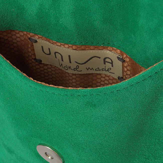 Groene UNISA Schoudertas ZBIN - large