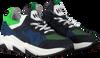 Blauwe HIP Lage sneakers H1264  - small