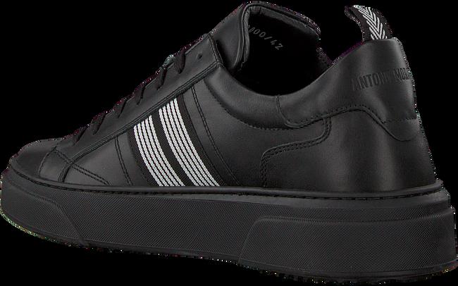 Zwarte ANTONY MORATO Lage sneakers MMFW01320  - large