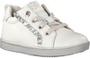 Witte BRAQEEZ Sneakers 418001 - small