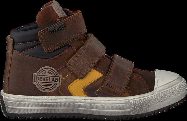 Cognac DEVELAB Sneakers 41167  - large