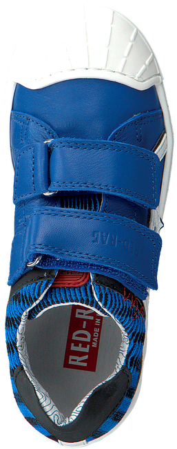 Blauwe RED RAG Sneakers 13047  - large