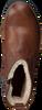 Cognac BLACKSTONE Enkelboots OM63  - small
