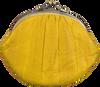 Gele BECKSONDERGAARD Portemonnee GRANNY RAINBOW  - small