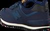 Blauwe NEW BALANCE Sneakers KV574  - small
