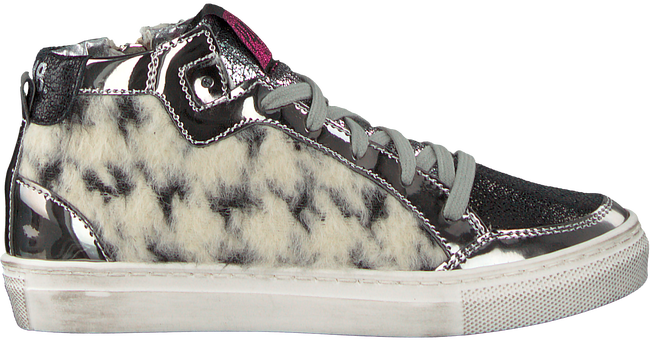 Zilveren P448 Sneakers LOVE - large