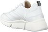 Witte DEABUSED Sneakers 7530  - small