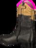 Zilveren SHOESME Cowboylaarzen WT20W115  - small