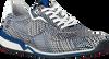 Blauwe FLORIS VAN BOMMEL Sneakers 16225  - small