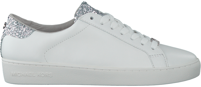 Witte MICHAEL KORS Sneakers IRVING LACE UP - large