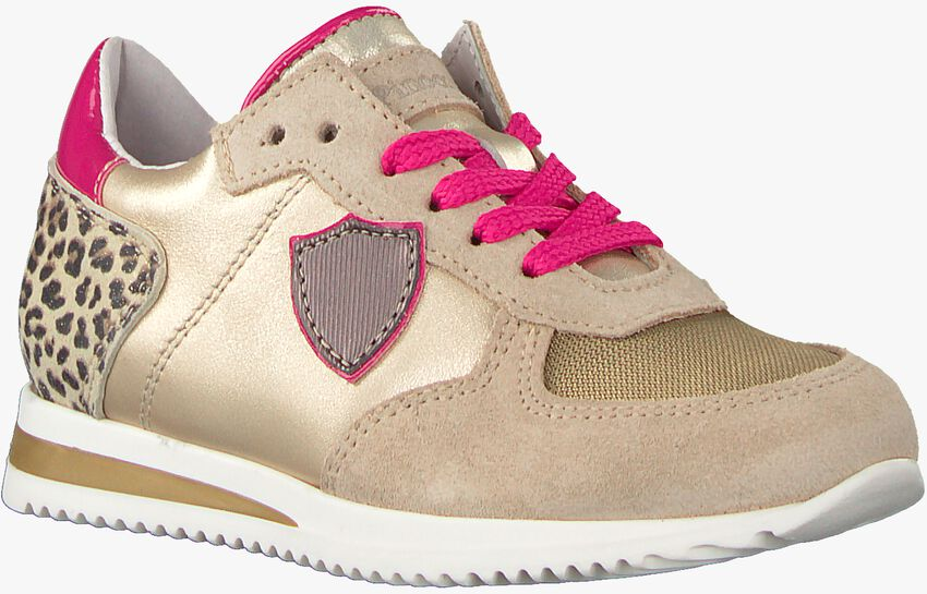 Gouden PINOCCHIO Sneakers P1878 - larger