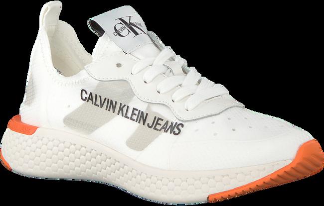 Witte CALVIN KLEIN Sneakers ALEXIA  - large
