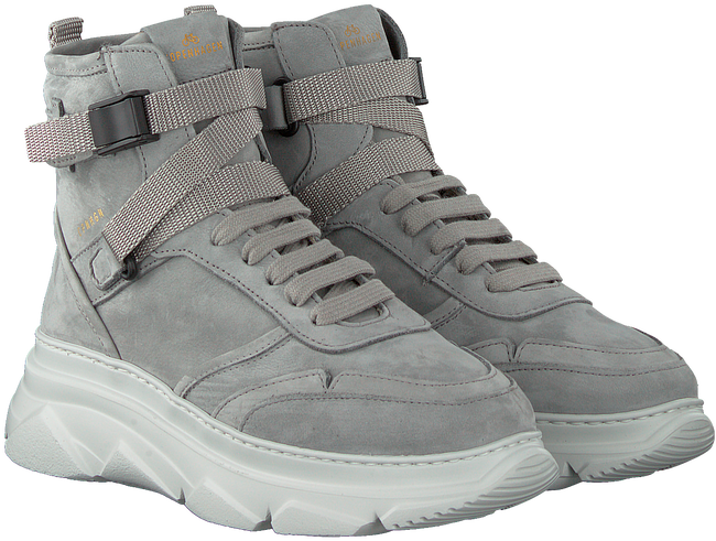 Grijze COPENHAGEN STUDIOS Hoge sneakers CPH45  - large