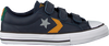 Blauwe CONVERSE Lage sneakers STAR PLAYER 3V-OX  - small