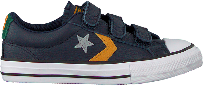 Blauwe CONVERSE Lage sneakers STAR PLAYER 3V-OX  - large