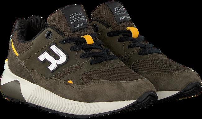 Groene REPLAY Sneakers HAWTHORNE - large