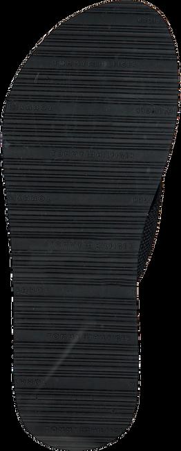 Zwarte TOMMY HILFIGER Slippers FLAT BEACH  - large