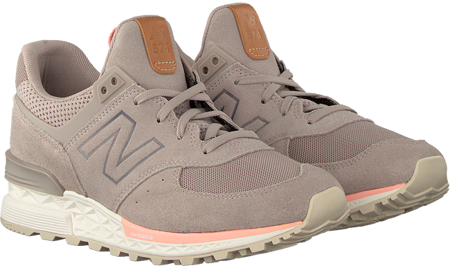 Beige NEW BALANCE Sneakers WS574 WMN  - large