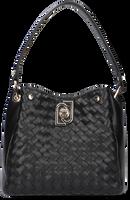 Zwarte LIU JO Schoudertas PIACENTE BASKET BAG  - medium