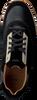 Zwarte HUGO BOSS Veterschoenen ZEPHIR RUNN  - small