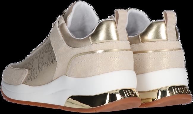 Gouden LIU JO Lage sneakers KARLIE 56 - large