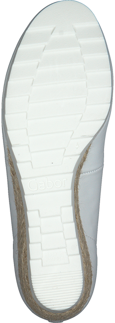 Witte GABOR Instappers 641 - large