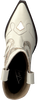 Witte TORAL Enkellaarsjes 12365  - small