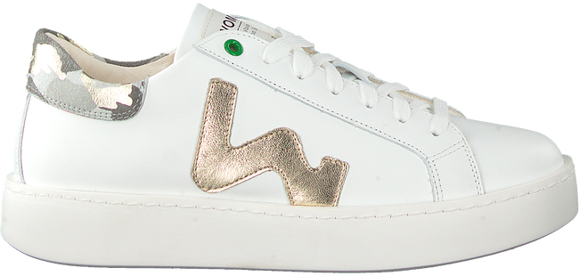 Witte WOMSH Lage sneakers CONCEPT  - large