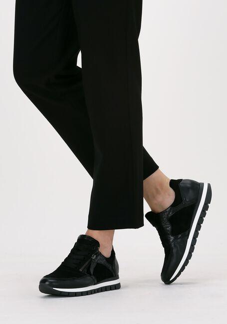 Zwarte GABOR Lage sneakers 438  - large