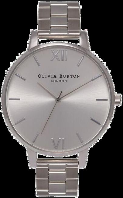 Zilveren OLIVIA BURTON Horloge BIG DIAL BRACELET - large