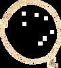 Gouden ALLTHELUCKINTHEWORLD Armband FORTUNE BRACELET MOON - small