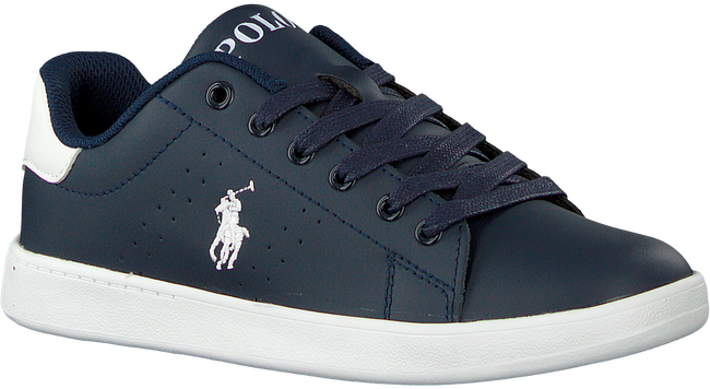 Blauwe POLO RALPH LAUREN Sneakers QUILTON - large