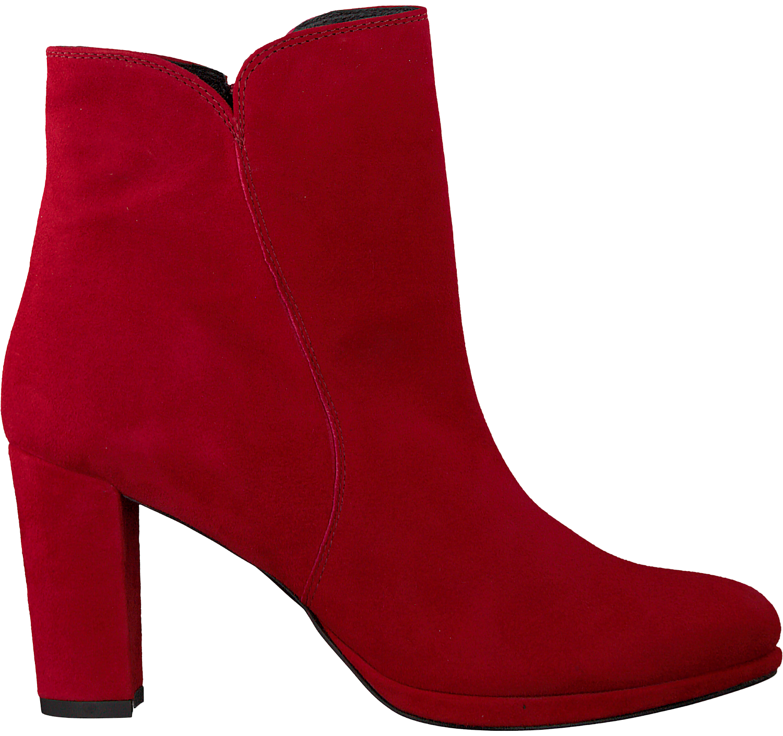 Rode OMODA Enkellaarsjes 7260112 | Omoda