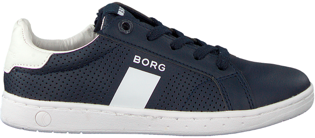 Blauwe BJORN BORG Sneakers T307 LOW PRF K - large