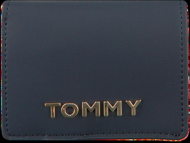 Blauwe TOMMY HILFIGER Portemonnee ITEM STATEMENT MED ZA  - large