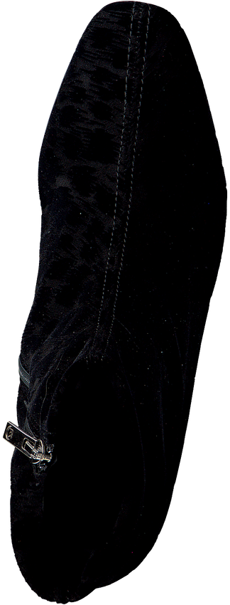 Zwarte PETER KAISER Enkellaarsjes OSARA  - larger