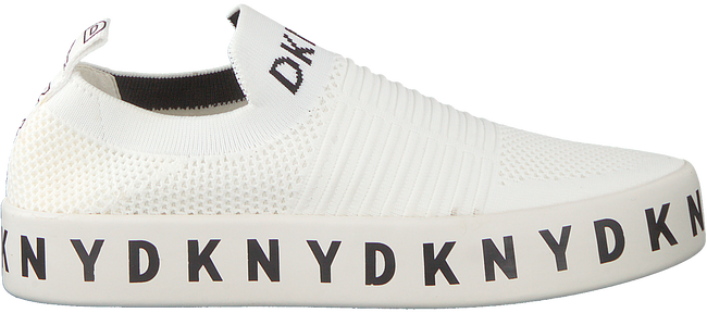 Witte DKNY Slip-on sneakers  BREA SLIP ON  - large