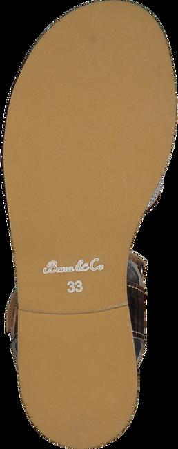 Gouden BANA&CO Sandalen 54600 - large
