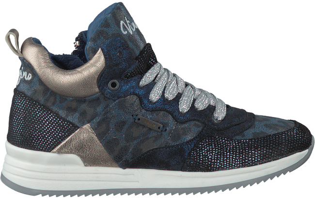 Blauwe VINGINO Sneakers ELORA MID  - large