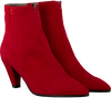 Rode MARIPE Enkellaarsjes 27372 - small