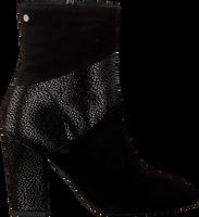 Zwarte FLORIS VAN BOMMEL Enkellaarsjes 85622  - medium