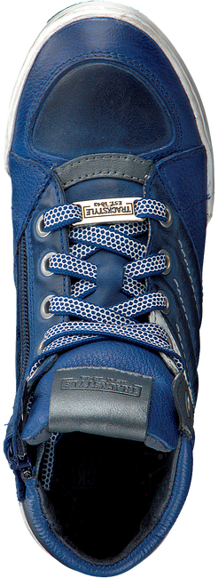 Blauwe TRACKSTYLE Sneakers 317555  - large
