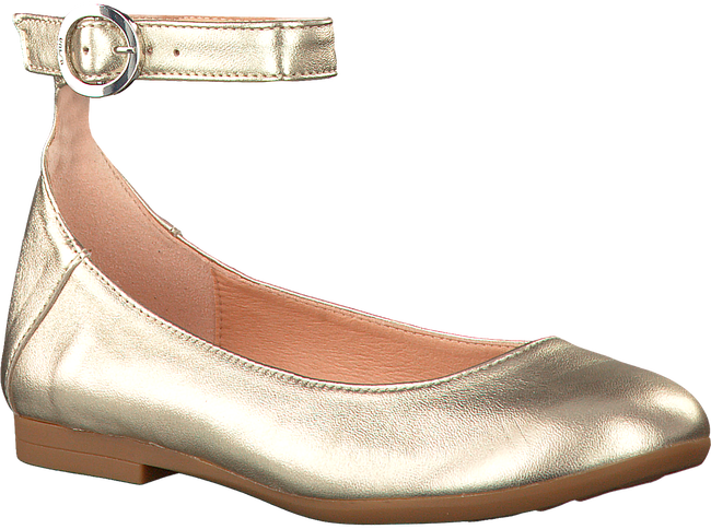 Gouden UNISA Ballerina's CHETO  - large