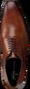 Cognac VAN BOMMEL Nette schoenen VAN BOMMEL 10648  - small