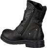 Zwarte REPLAY Biker boots RL260056L RAINCOT - small